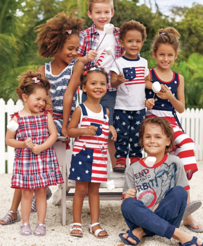 Kids Summer Clothes   4th of July Outfits   The Children s Place2