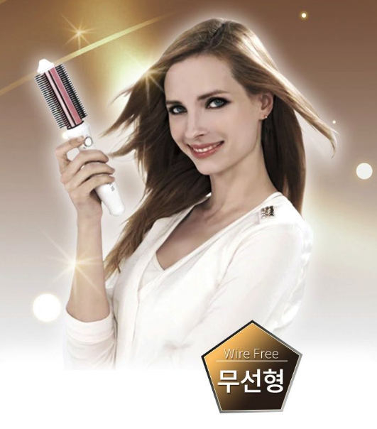 SS Shiny Wire Free Smart Styler 【隨盒附送旅行小袋子、火牛、USB 叉電線】 Made in Korea    Girlylane5
