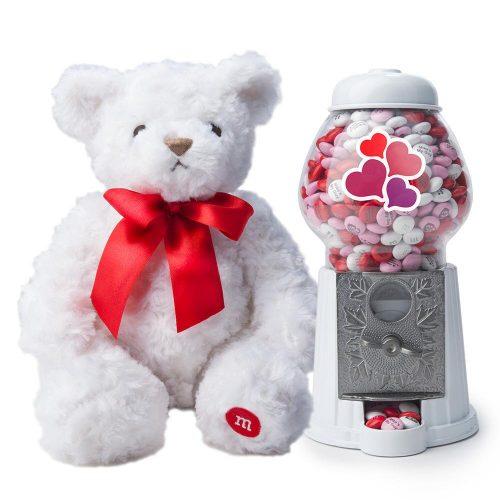 Romance-Dispenser-White-Bear
